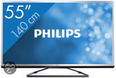 Philips 55PFL4508 - 3D led-tv - 55 inch - Full HD - Smart tv