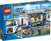 LEGO City Politie Mobiele Politiepost - 60044