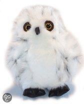 Sneeuwuil knuffel 20 cm