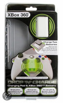 Xbox360 inductie lader met batterij