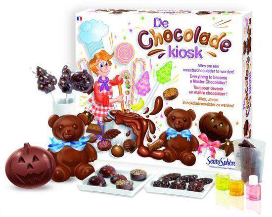 Chocolade Kiosk - Educatief spel