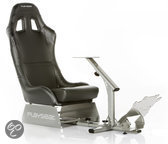 Playseat Race Stoel Wit Zilver PS2