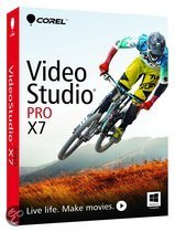 VideoStudio Pro X7 Mini-Box NL FR IT