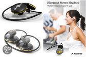 Avantree Jogger Bluetooth Headset Hardloop Sport Oordopjes voor iPhone, Samsung, HTC en Sony Draadloos muziek luisteren