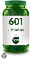 AOV 601 L-Tryptofaan - 60 Capsules - Voedingssupplement