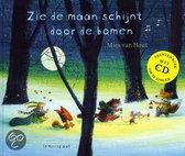 Zie de maan schijnt door de bomen  + CD