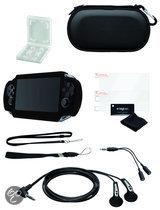 Foto van Bigben Accessoirepakket Zwart PS Vita