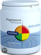 Plantina Magnesium Met Taurine - 90 Tabletten