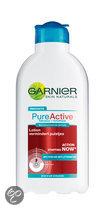 Garnier Skin Naturals Pure Active Lotion vermindert puistjes