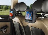 Nextbase 7 Click 7 Lite Duo Deluxe - Portable DVD-speler met 2 schermen en 2 spelers - 7 inch