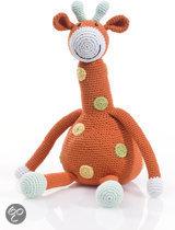 Pebbe knuffel - Giraffe