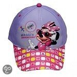 Disney Baseball pet minnie mouse paars