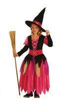 Superluxe Mooie Heks - Kostuum - 7-9 jaar