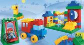 LEGO Duplo Opbergdoos met Inhoud - 5417