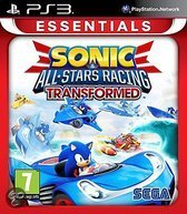 Sonic & All-Stars Racing Transformed - Essentials Edition
