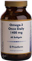 Proviform Omega 3 Once Daily