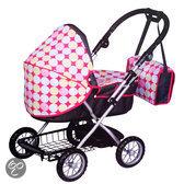 Luxe kinderwagen met Handtas