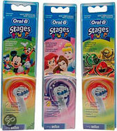 Oral-B Opzetborstel Stages Power Kids EB10-2 - 2 Stuks