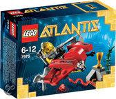 LEGO Atlantis Oceaan Speeder - 7976