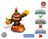 Skylanders Swap Force Fryno Wii + PS3 + Xbox360 + 3DS + Wii U + PS4