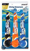 SportX Neoprene Diving Streamers 3 Stuks