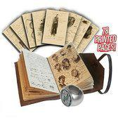 Dr. Who - Journal of Impossible Things and Master Ring Set