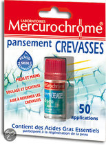 Mercurochrome Vloeibaar Klovenpleister