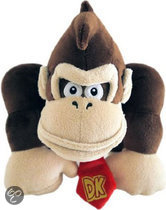 Nintendo Donkey Kong 24 Cm Knuffel