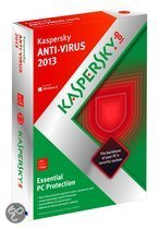 Kaspersky Anti-Virus 2013 - Benelux / 1 PC / 1 jaar