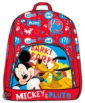 Mickey & Pluto medium rugtas