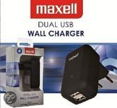 Maxell Dual USB Wall Charger