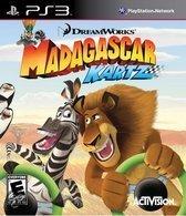 Madagascar Kartz (Solus) /Wii