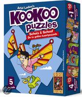 Koo Koo Puzzel Vliegen