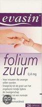 Evasin Foliumzuur - 84 Capsules - Vitaminen