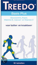 Treedo Basis Plus - 90 tabletten - Voedingssupplement