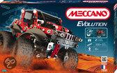 Meccano Evolution 4X4 Jeep - Bouwpakket