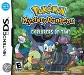 Foto van Pokemon Mystery Dungeon: Explorers of Time