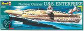 Revell Boot U.S.S. Enterprise - Bouwpakket - 1:720