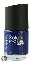 Rimmel Salon Pro With Lycra Nailpolish - 145 JOHNNY. BE GOOD! - Nailpolish