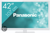 Panasonic TX-L42ET5EW - 3D Led-tv - 42 inch - Full HD - Smart tv - Wit