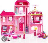 Mega bloks Barbie: build n style luxe villa