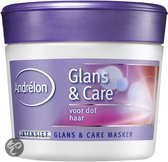 Andrelon Glans & Care - 250 ml - Haarmasker