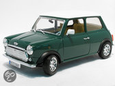 Mini Cooper 1969 scale 1:24 (green)