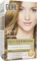 Guhl Beschermende Crème-kleuring No. 7- Middenblond