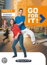 Go for it! / 3 vmbo-k / deel Tekstbook