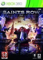 Foto van Saints Row IV - Commander In Chief Edition