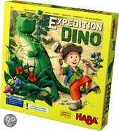Spel - Expeditie Dino (Duitse verpakking met Nederlandse handleiding)