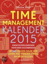 Timemanagement kalender  / 2015