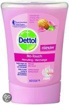 Dettol No-Touch Wasgel Navulling Voedende Sheabutter - 250 ml - Handzeep