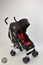Titanium Baby Njoy up - Buggy Bubble - Rood